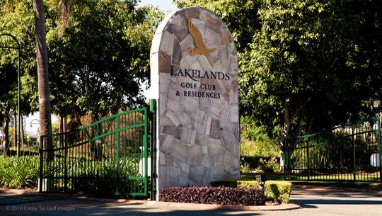 Lakelands Golf Club - Gold Coast Golf Courses - A Jack